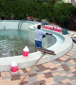 Salt Water Pool Maintenance Common Tasks