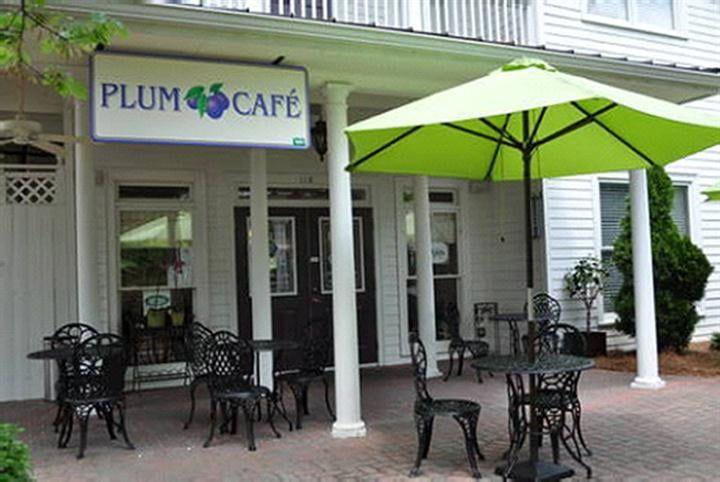 Plum Cafe in Roswell, Georgia