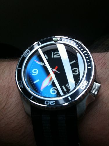 17 Best Images About The Seiko Skx007 Watch On Pinterest