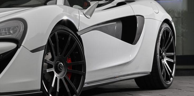 Nachdem Luxusveredler Wheelsandmore bereits Hand an die McLaren Modelle P1, MP4-12C und den limitierten 675LT gelegt hat, folgt mit dem 570GT das Topmodell der Baureihe MA3. Auf den ersten Blick und für den Laien lassen sich die Modelle 540C, 570S..