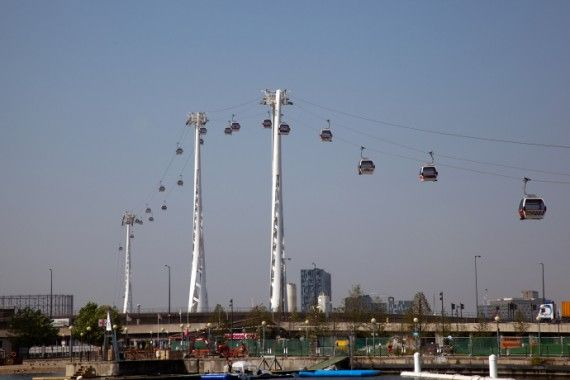 London Cable Car | Expedition Engineering