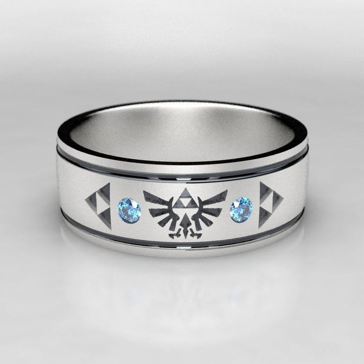 16 Ridiculously Unique and Geeky Wedding Bands For Men