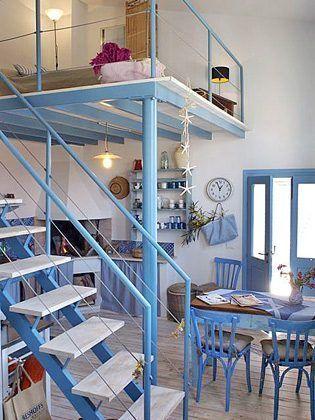 Ferienhaus Italien/Sardinien/Wohnraum