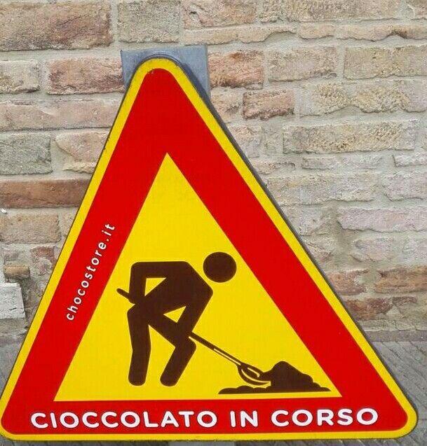 Cioccolato in corso