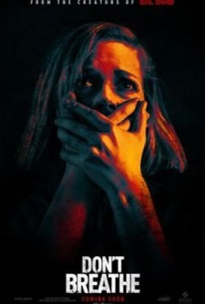 ##  DONT BREATHE ##   Movie Detail Stars: Alex, Money, , Trevor,  As: Alex, Money, , Trevor,  Director: Ghost House Pictures, etc min - Horror - 2016-08-26 (USA) Rating : PG-13 Dont Breathe Movie Storyline A trio of reckless thieves breaks into the house of a wealthy blind man, thinking they'll get away with the perfect heist. They're wrong.