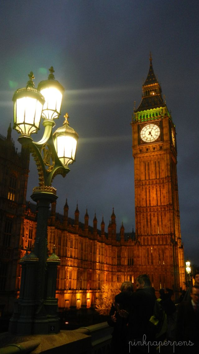 The famous Big Ben—or a sneak peek of it!