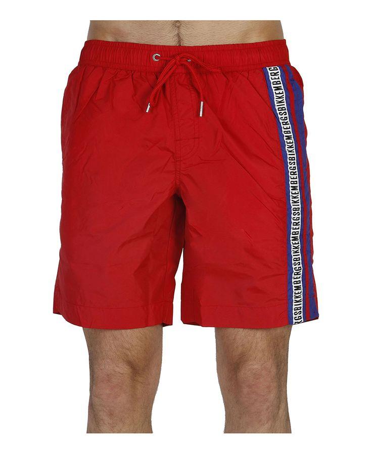 Costume uomo  BIKKEMBERGS B6G5003 Rosso - Primavera Estate - titalola.
