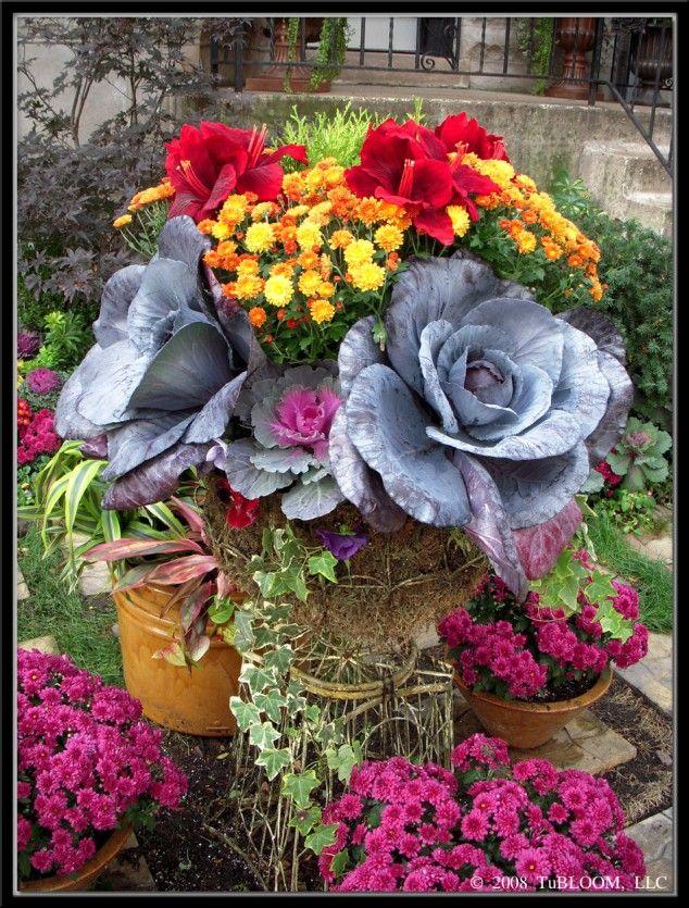 tubloom autumn garden design 01a 634x835 Impressive Autumn Garden Decor Ideas
