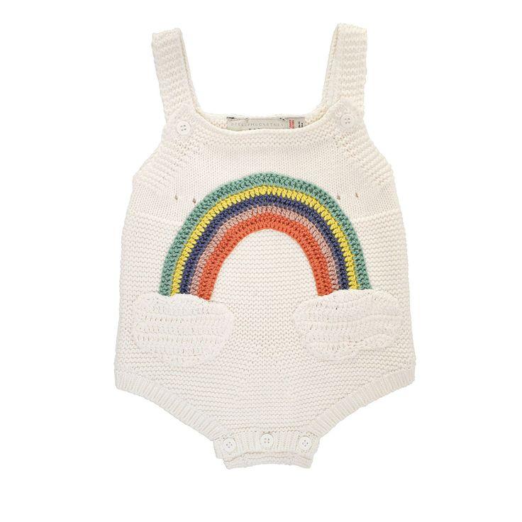 Dotty Rainbow Body - Stella McCartney Kids Online - Kinderkleding Webshop Goldfish.be