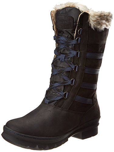 Never ever dread winter in the Winthrop II WP winter boot by Keen.