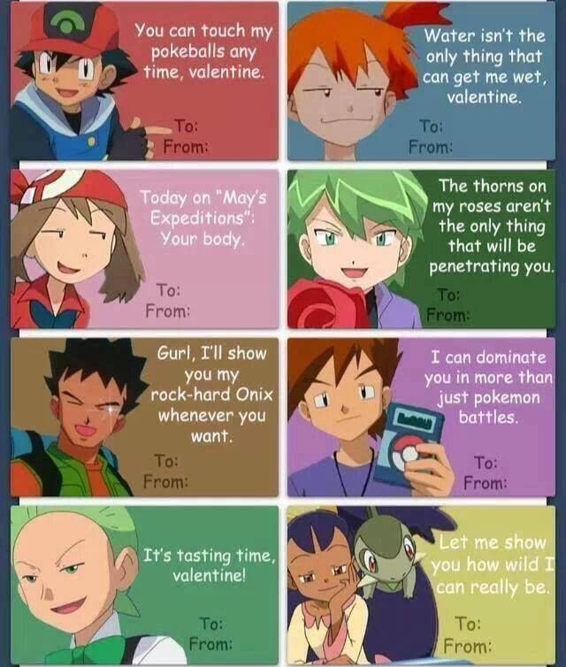 Pokemon pick-up lines are genius :3 | The Pick-Up Artist ...