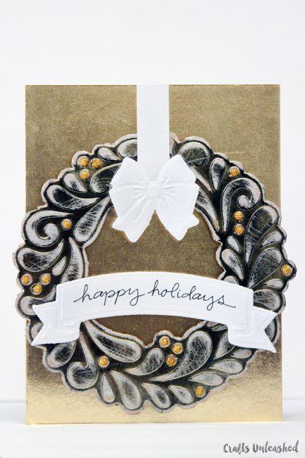 DIY-Christmas-Card-Wreath-CraftsUnleashed-17