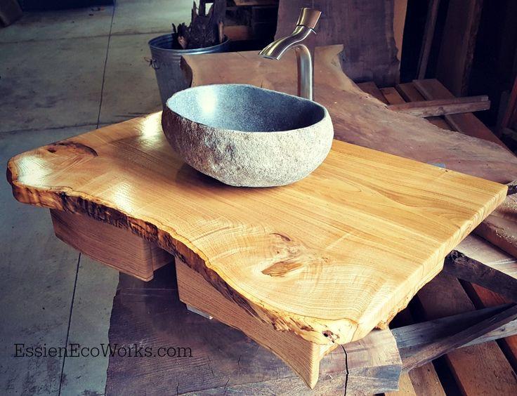 11 best Tables images on Pinterest | Wood slab table, Custom wood ...