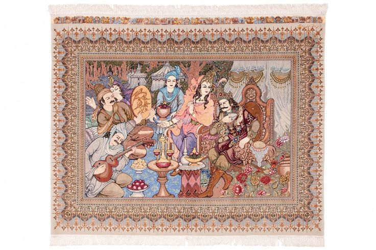Istanbul Silk & Wool Collection Rug
