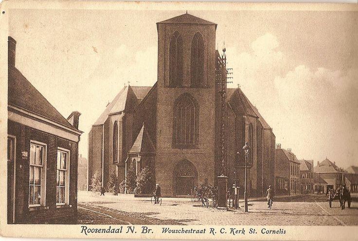 Wouwseweg | Roosendaal Nostalgie