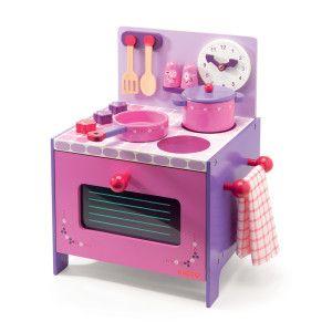 Mini-cucina in legno dotata di tutti gli accessori  http://www.gioconaturalmente.it/categoria-prodotto/giochi-educativi/