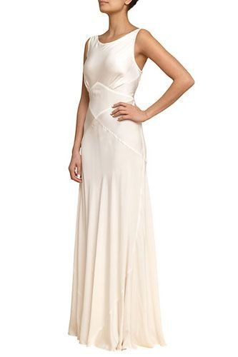 25 White Wedding Dresses: Ghost