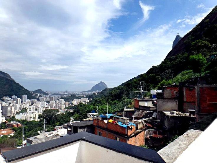 Favela Tour – Favela Santa Marta no RJ