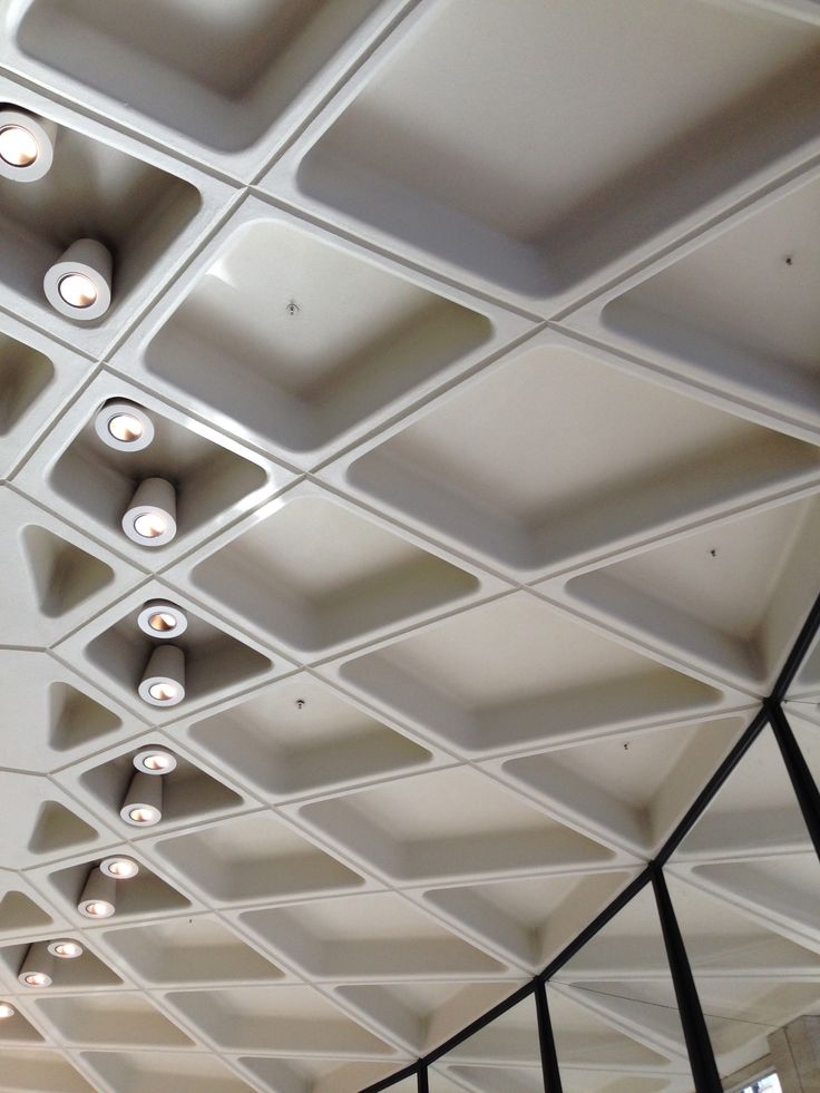 Nervi ceiling