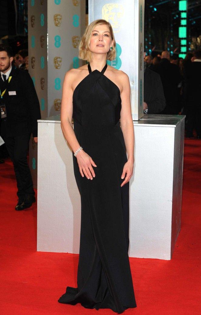 Rosamund Pike - 2015 BAFTA Awards in London