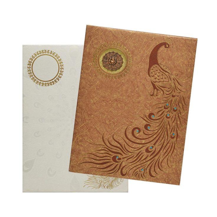 8 best Hindu Wedding Invitation Cards images on Pinterest | Hindu ...