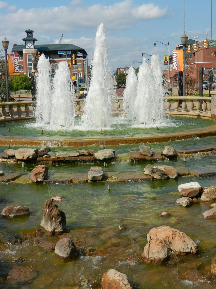 Oklahoma City, OK #BricktownHotel$65withFreeAreaShuttle