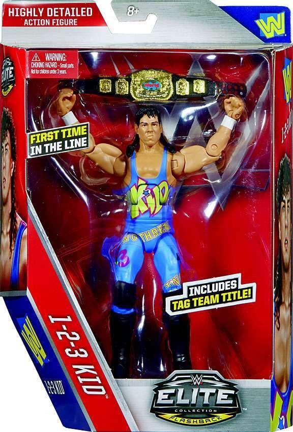 WWE WWF Legends 4 Elite Demolition Smash Wrestling Action Figure Kid Child Toy