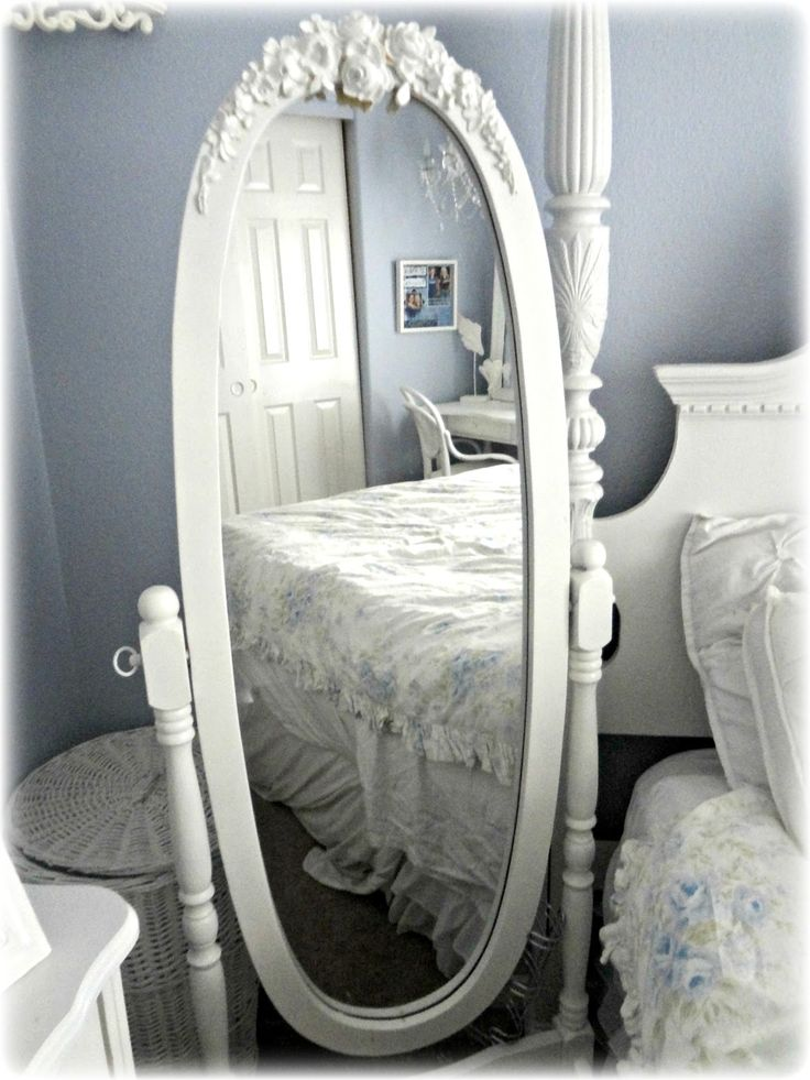 Not So Shabby - Shabby Chic, I'm definitely going to do this, I have am exact mirror like the before picture.