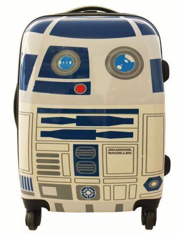 ...R2D2 suitcase ;)