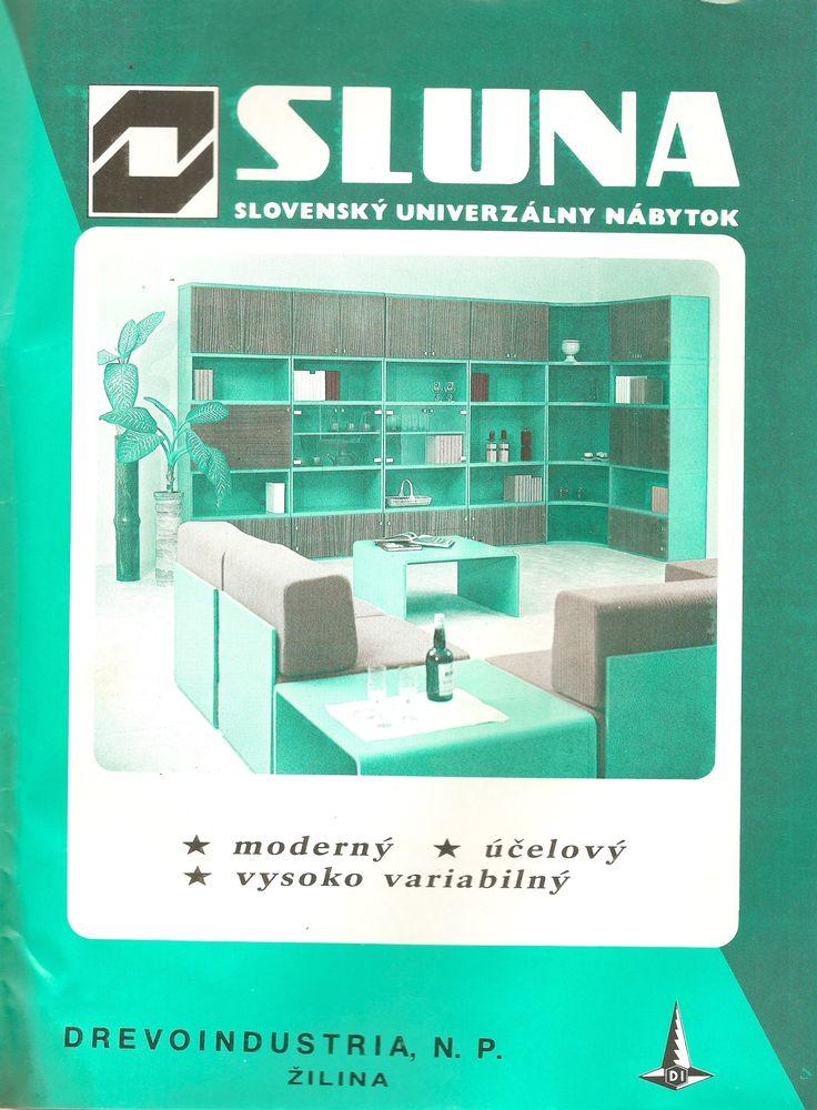 Slovenský nábytok ako z IKEA #madeincssr #csr