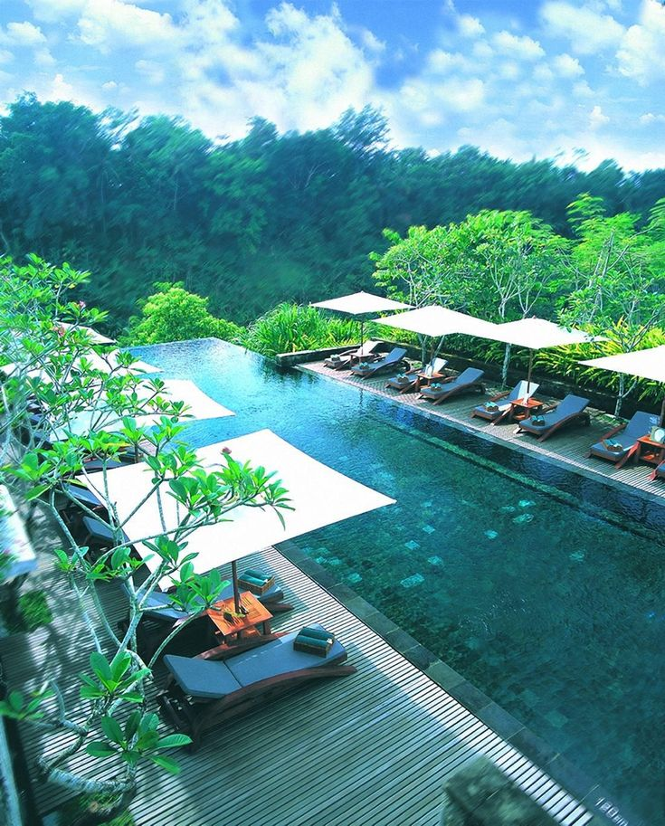 Ubud, heaven of Bali, Maya Spa & Resort