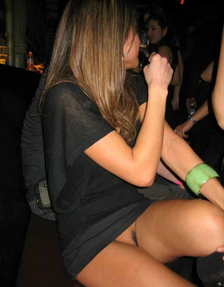 Take down her panties to spank