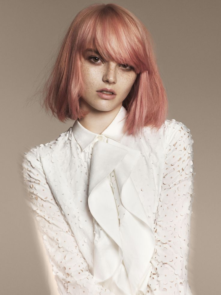 rose gold hair pink hair pinterest rose gold hair gold hair and rose. Black Bedroom Furniture Sets. Home Design Ideas