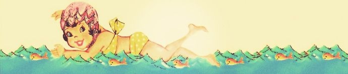 vintage swim