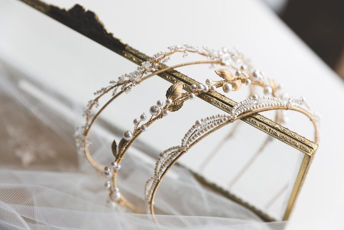A crown for every queen - choosing the right wedding crown