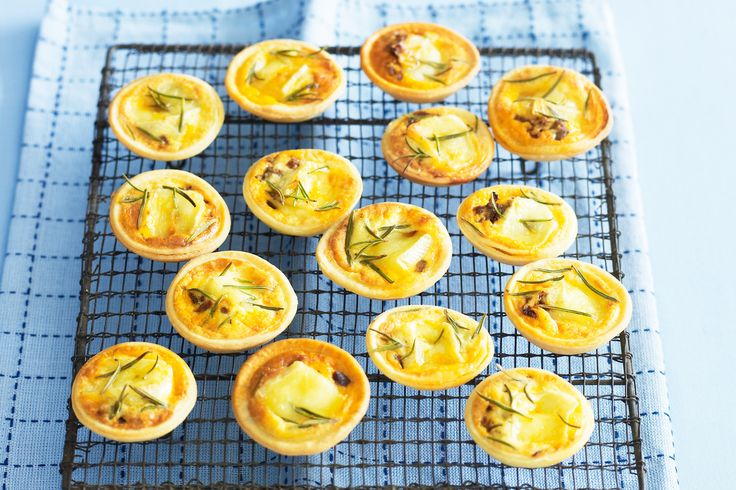These eggcellent quiches will tart up your meal, plus they're everything they're cracked up to be!