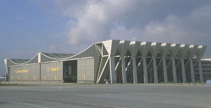 Hangar No. 5 de Lufthansa