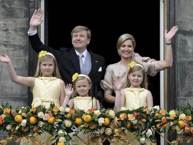 Família real Holandesa