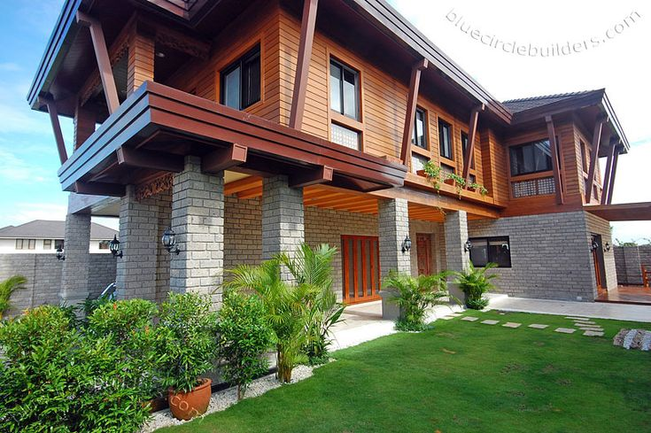 Batangas quezon bataan philippines fabulous homes for Wood house design philippines