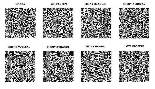 QR Codes for the best of pokemon/items pokemon XY | Pokémon Amino  LOVE Pokemon? Visit us: www.PokeMansion.Com