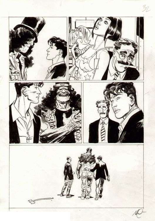 Dylan Dog Color Fest # 1 pg. 32 - Carnevale Comic Art