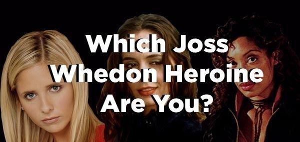 Which Joss Whedon Heroine Are You ~  AHHH Yeah, I got Zoe!!!