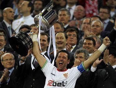 Sevilla FC Campeón de la Copa del Rey 2010