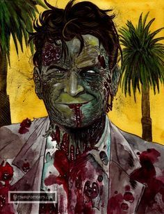 Charlie Sheen of the Living Dead