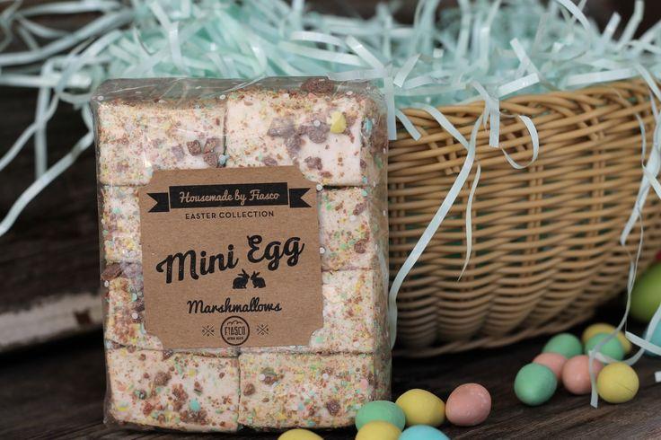 Mini Egg Marshmallows — Fiasco