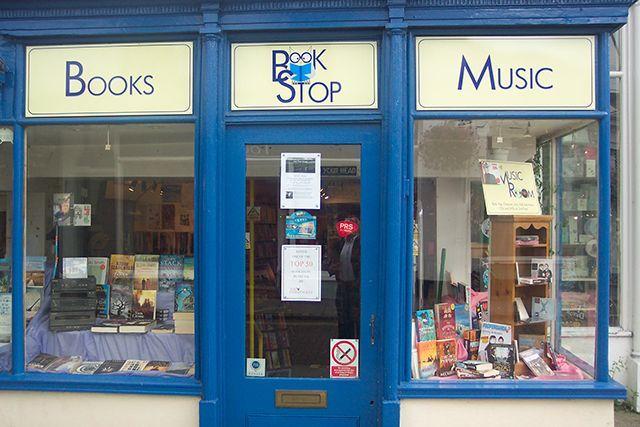 Book Stop ~ Tavistock, Devon
