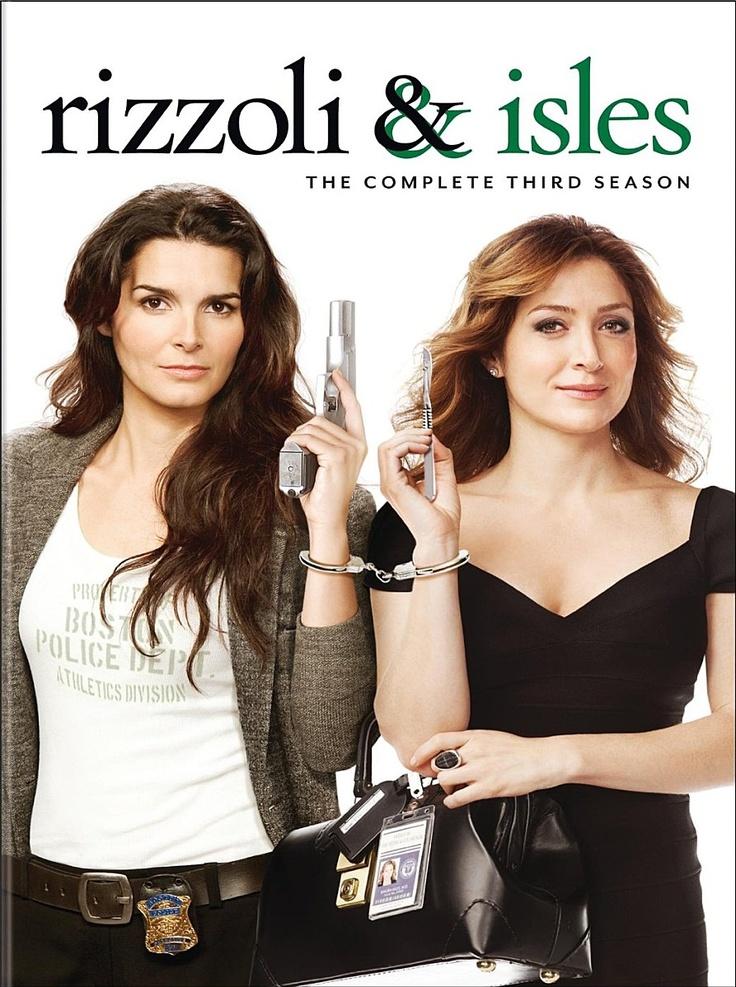 Rizzoli & Isles, Season 3