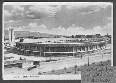 Stadio Benito Mussolini - Torino - 1933