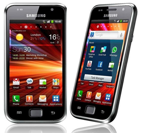 Galaxy S Plus