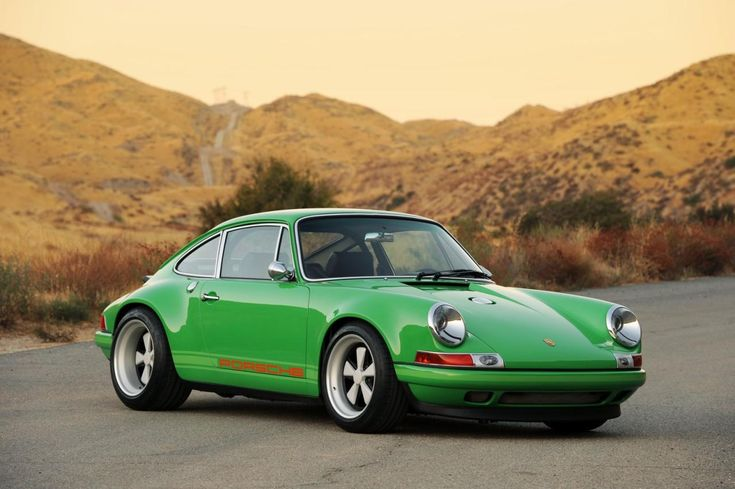 classic porsches | Singer Design Old Classic Porsche 911 With Modern Technology | Car ...